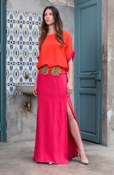 orange-fucsia